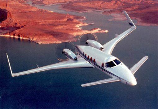 Flight Manual for the Beechcraft Starship