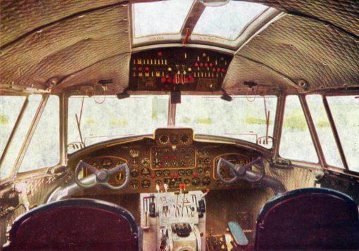 Flight Manual for the CASA 207 Azor