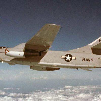 Flight manual for the Douglas A-3 Skywarrior
