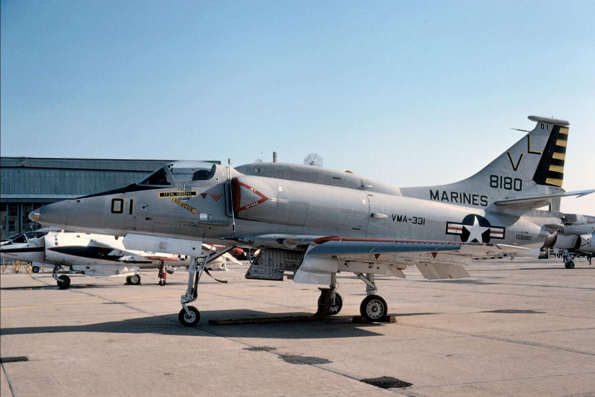Flight Manual for the Douglas A-4 Skyhawk