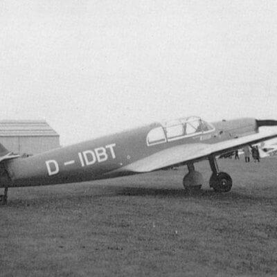 Flight Manual for the Messerschmitt Bf108