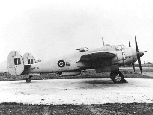 Flight Manual for the Bristol 163 Buckingham