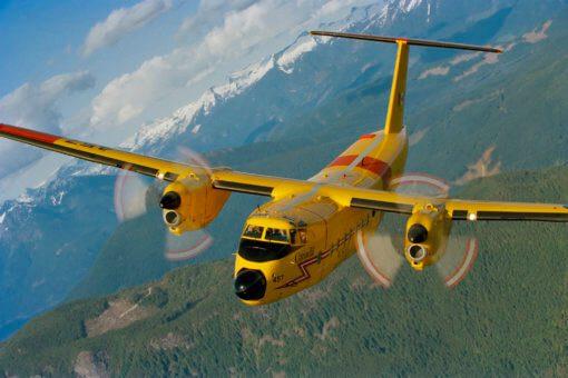 Flight Manual for the De Havilland Canada DHC-5 Buffalo