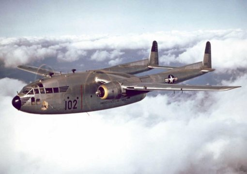 Flight Manual for the Fairchild C-119 Flying Boxcar