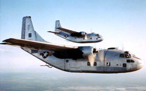 Flight Manual for the Fairchild C-123 Provider