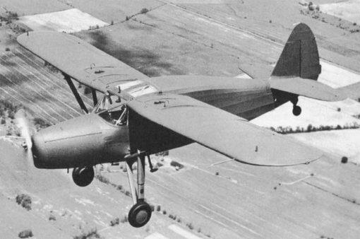Flight Manual for the Fairchild UC-61 24 Argus