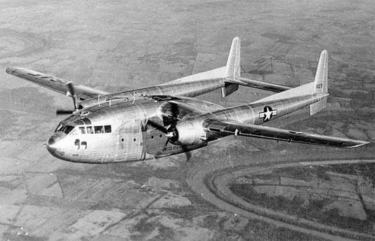 Flight Manual for the Fairchild C-119 Flying Boxcar