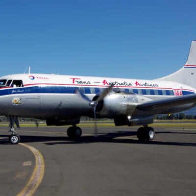 Flight Manual for the Convair T-29 C-131 240 340 440 540 580
