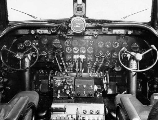 Flight Manual for the Douglas DC-4 C-54