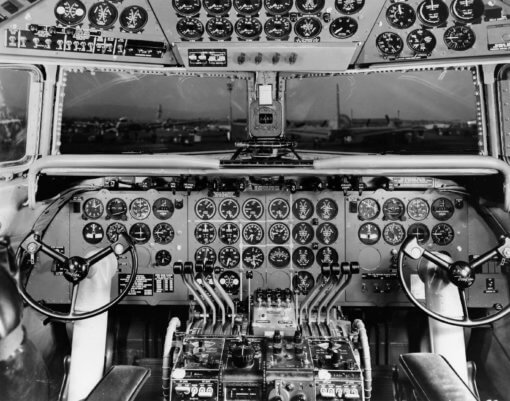 Flight Manual for the Douglas DC-7