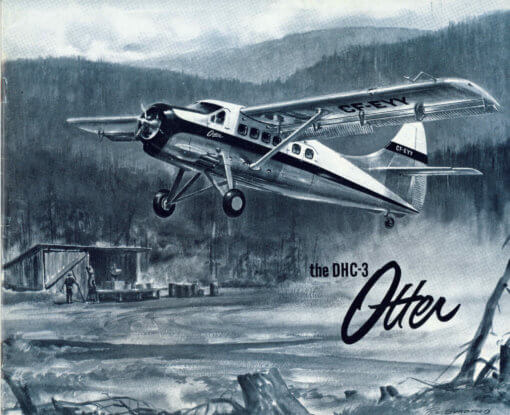 Flight Manual for the De Havilland Canada DHC-3 U-1A Otter