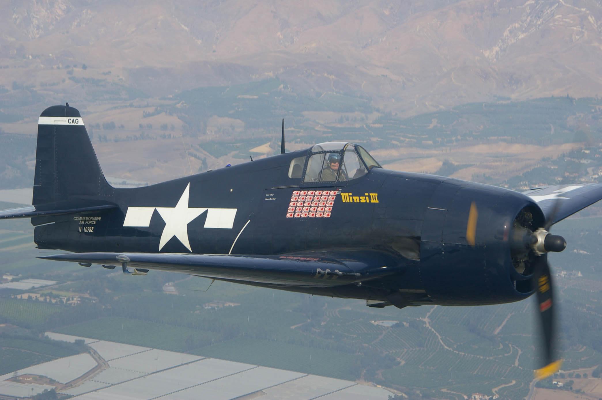 Flight Manual for the Grumman F6F Hellcat