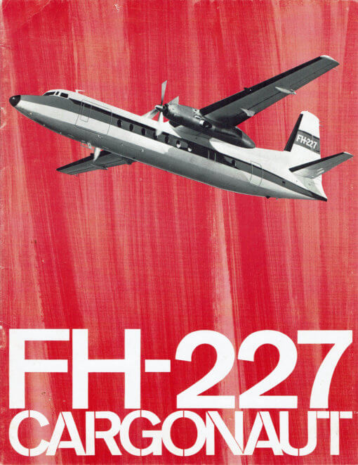 Flight Manual for the Fairchild F27 Friendship