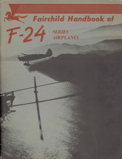 Flight Manual for the Fairchild UC-61 24 Argus