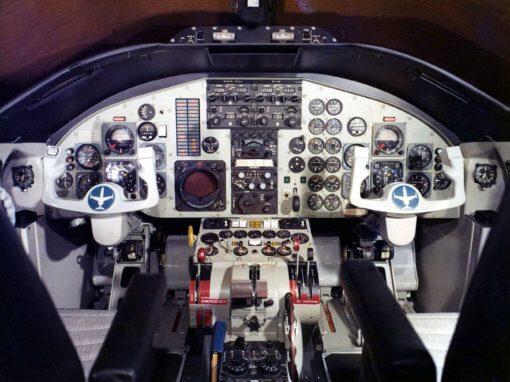 Flight Manual for the HFB-320 Hansa Jet