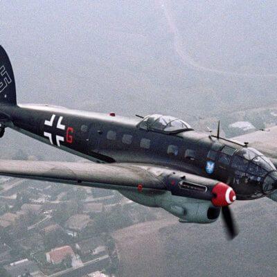 Flight Manual for the Heinkel He111