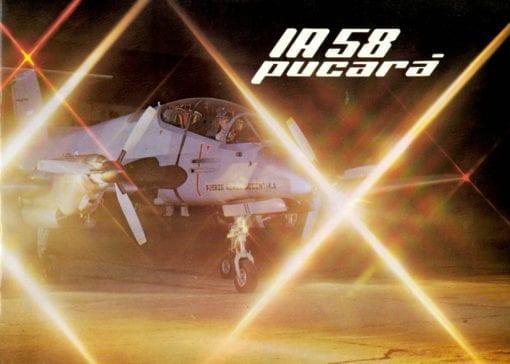 Flight Manual for the FMA IA58 Pucara