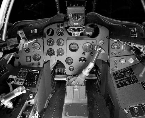 Flight Manual for the Saab 32 Lansen