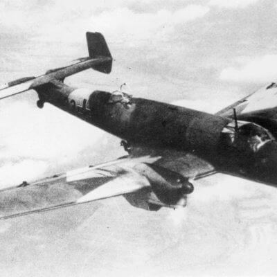 Flight Manual for the Junkers Ju86