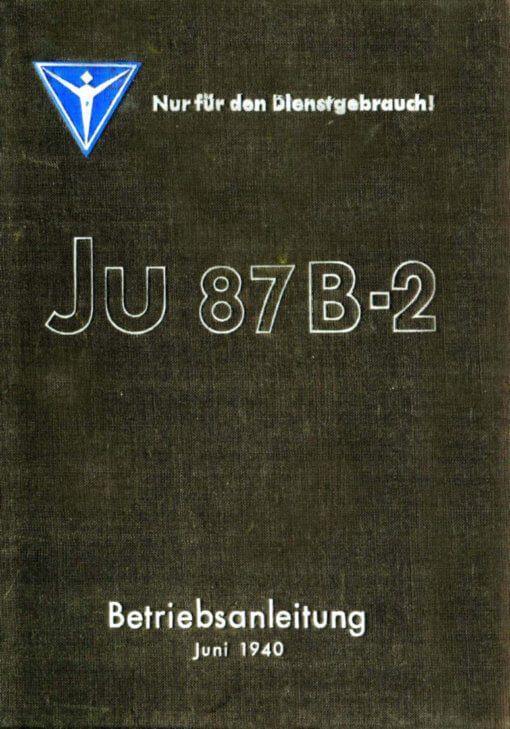Flight Manual for the Junkers JU87 Stuka