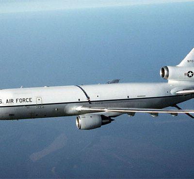 Flight Manual for the McDonnell Douglas KC-10 Extender