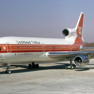 Flight Manual for the Lockheed L-1011 Tristar