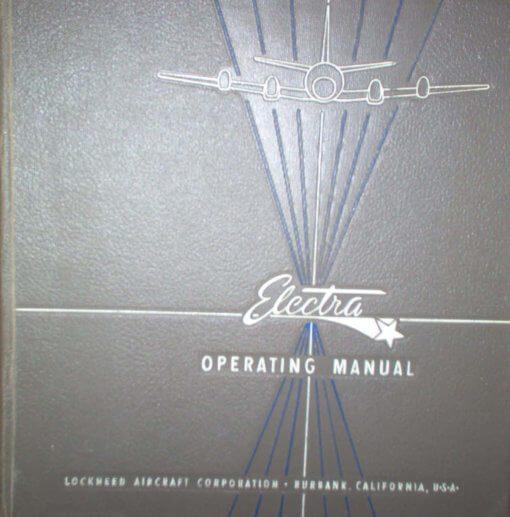 Flight Manual for the Lockheed L188 Electra