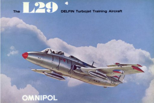Flight Manual for the Aero Vodochody L29 Delfin