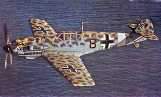 Flight Manual for the Messerschmitt ME-109 Bf109