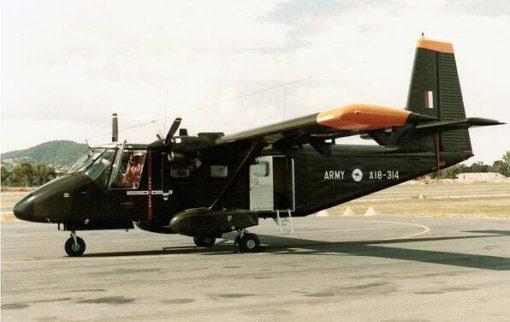 Flight Manual for the GAF N22 N24 Nomad