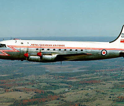 Flight Manual for the Canadair North Star