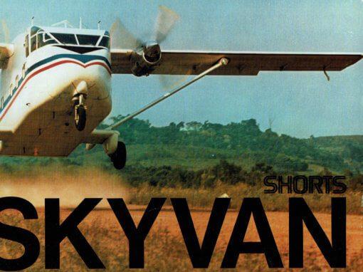 Flight Manual for the Short SC7 Skyvan