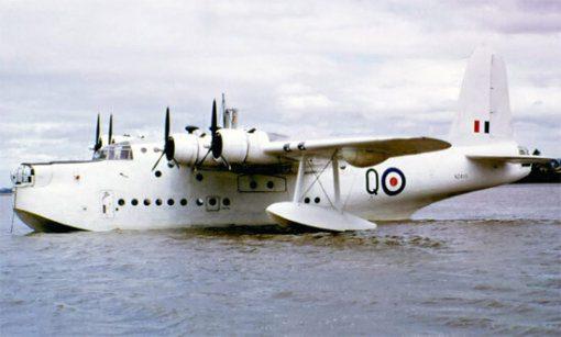 Flight Manual for the Short S25 Sunderland