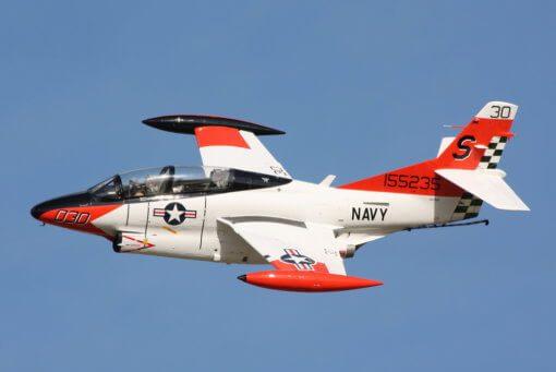 Flight Manual for the North American T-2 Buckeye