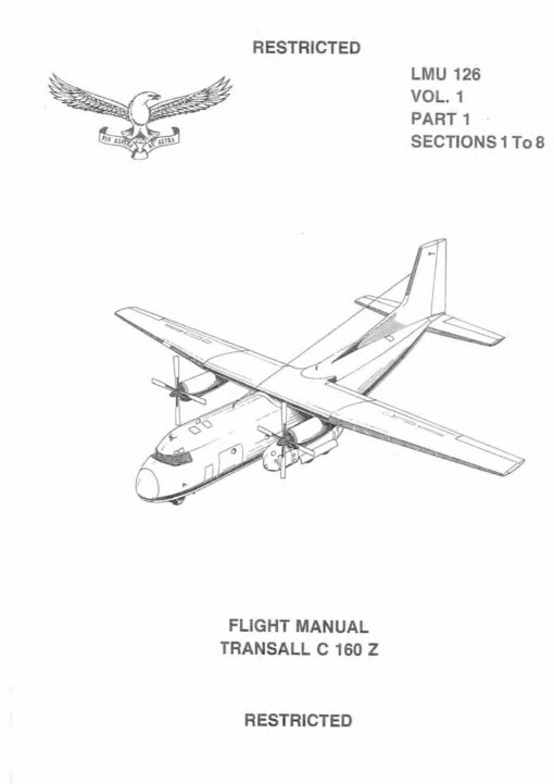 Flight Manual for the Transall