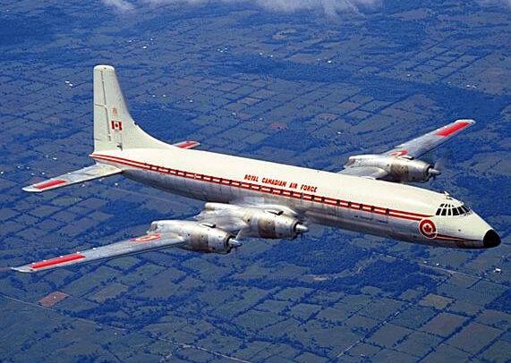 Flight Manual for the Canadair CC-106 Yukon