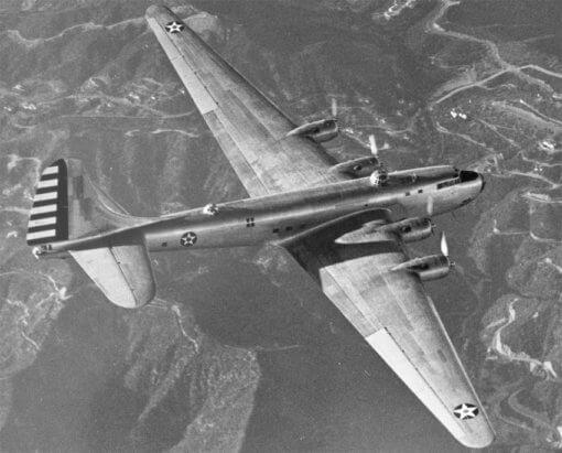 Flight Manual for the Douglas XB-19