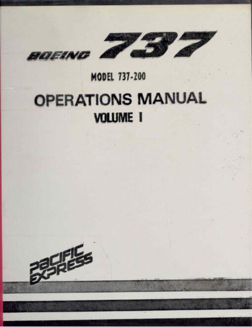 Boeing Manuals