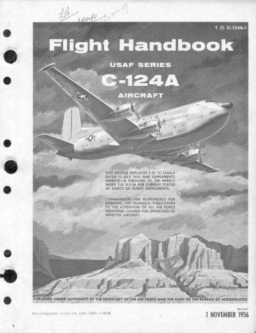 Flight Manual for the Douglas C-124 Globemaster