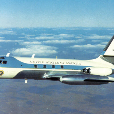 Flight Manual for the Lockheed C-140 Jetstar