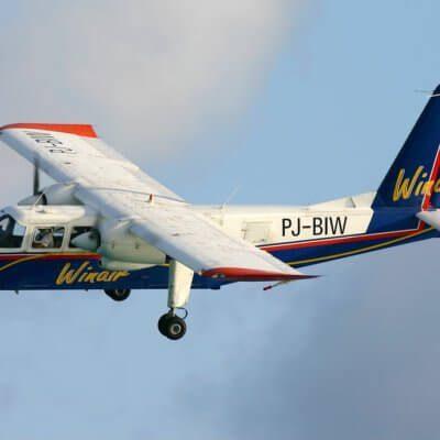 Flight Manual for the Britten-Norman Islander