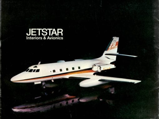 Flight Manual for the Lockheed C-140 Jetstar