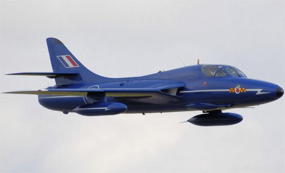 Flight Manual for the Hawker Hunter