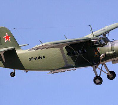 Flight Manual for the Antonov AN-2