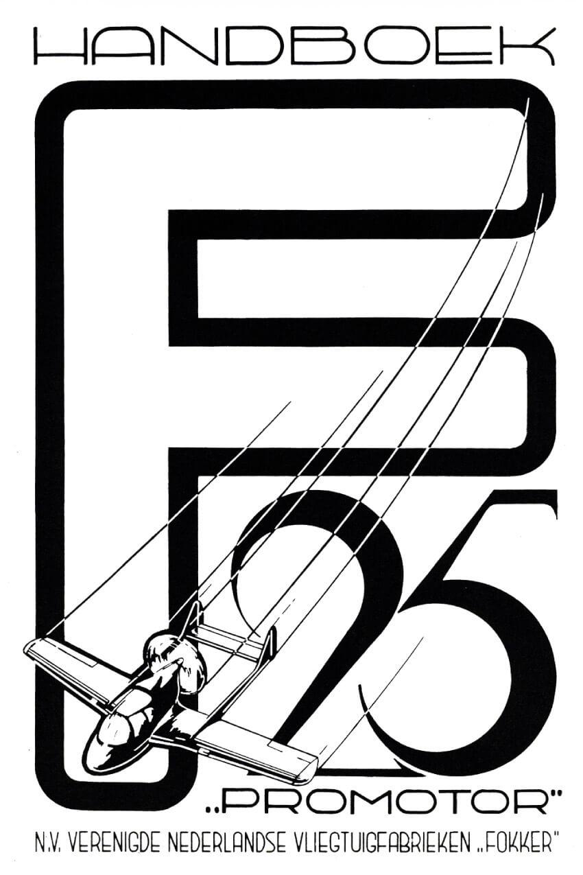 Flight Manual for the Fokker Promotor