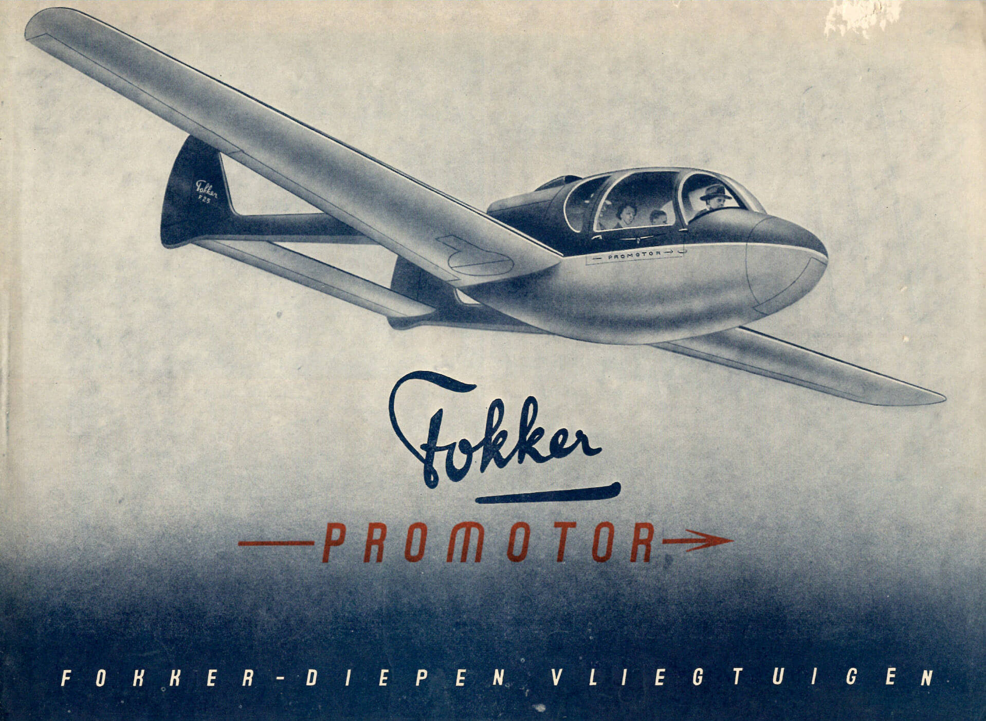 Flight Manual for the Fokker Promotor