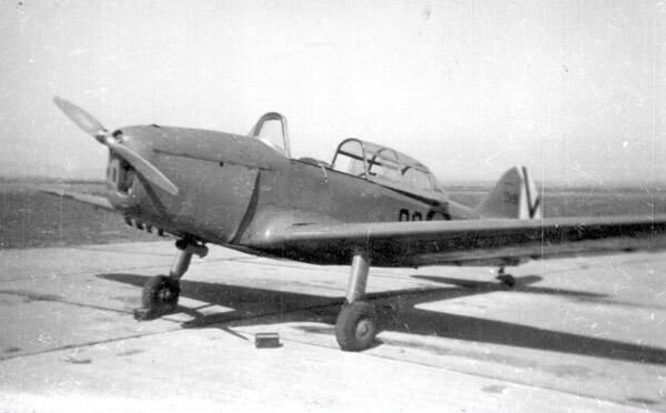 Flight Manual for the Huarte Mendicoa HM-1 ( INTA EE-4 )