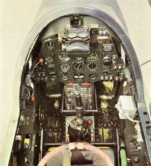 Flight Manual for the Soko J21 Jastreb