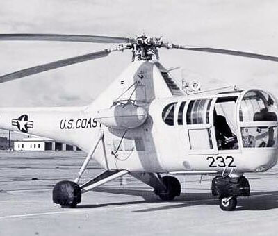 Flight Manual for the Sikorsky S-51 H-5 HO2S HO3S