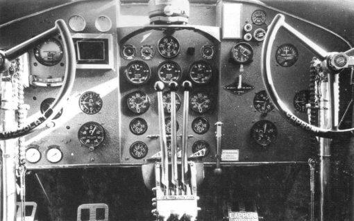 Flight Manual for the Caproni Ca133T